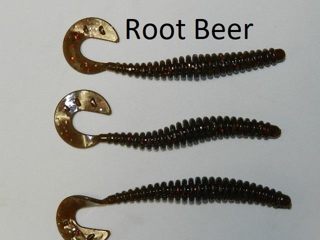 4 5″ Ring Worm | Mudd Butt Baits